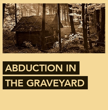 Escape Game Abduction at the Graveyard, Escape Hunt. Melbourne.