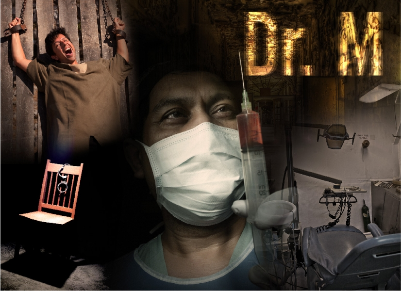 Escape Game Dr. M, Mission Room Escape Sydney. Sydney.