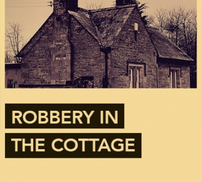 Robbery in the Сottage